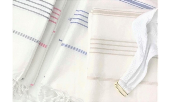 Basic Stripes Pure Towel