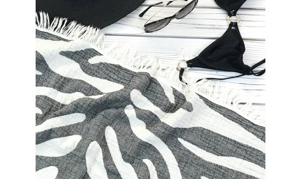 Zebra Stripes Towel