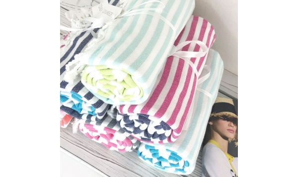 Summer Stripes Towel